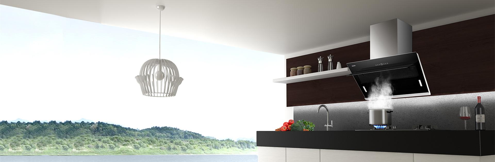 欧琳智能厨电-引领厨房生活新方式